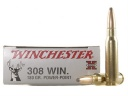 Winchester Power Point 180 Gr Calibre .308 Win