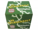 Remington .22LR Thunderbolt Caja 500u