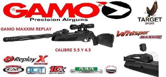 Gamo Replay 10