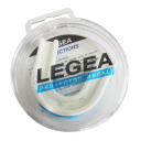 Protector Bucal Legea Simple Blanco con Azul