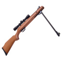 Rifle Crosman Optimus con Mira Telescópica 4x32