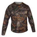 Polera Manga Larga Quail Camo Timber