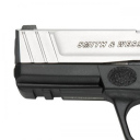 Pistola Smith & Wesson SD40VE Calibre .40 S&W Inox