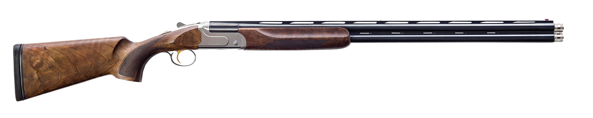 Escopeta Akkar Churchill 206 Hunting Silver 227082 Calibre 12