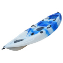 Kayak Kudo Outdoors Sunshine Angler Blanco con Azul