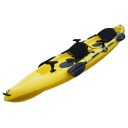 Kayak Kudo Outdoors Oceanshore Angler Amarillo