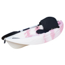 Kayak Kudo Outdoors Mini Blanco con Rosado