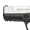 Pistola Smith & Wesson SD9VE Calibre 9 mm Inox